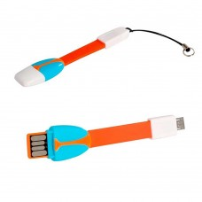 Cavo microusb 3 in 1 Mini Digital Strap - cf da 3 pz