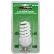 Lampadina a risparmio energetico E27 - luce calda - 20W
