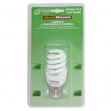 Lampadina a risparmio energetico E27 - luce fredda - 12W