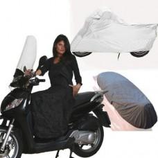 Kit moto - Coprimoto sagomato - coprisella - coprigambe