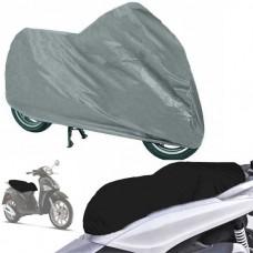 Completo coprimoto e coprisella  universale scooter di medie piccole dimensioni