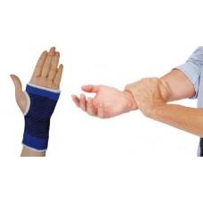 Coppia fascia elastica per mano