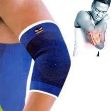 Coppia fascia elastica per gomito