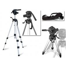 Cavalletto treppiede 120 cm macchina fotografica digitale videocamera