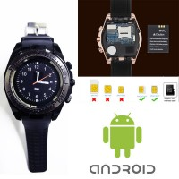 Smartwatch Round bluetooth android touch screen da polso