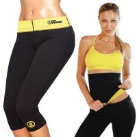 Completo Pantaloncino e Fascia Hot Shapers