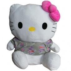 Peluche Hello Kitty - Grigio 55cm