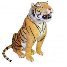 Peluche tigre seduta 90cm