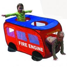 Tenda da gioco Camion Pompieri campeggio casa giardino