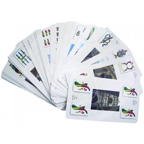 40 carte napoletane giganti con raffigurazioni di napoli for Due di bastoni carte napoletane