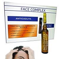 Trattamento anticaduta professionale in fiale Face Complex 991323