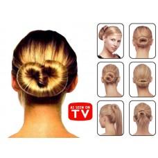Hairagami per acconciature capelli