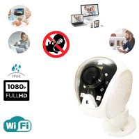 TELECAMERA AI ZOOM 1080P WIRELESS IP PER VIDEOSORVEGLIANZA WIFI SMART CAMERA 2232