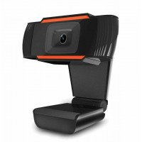WEBCAM HD 1080P CON MICROFONO INTEGRATO SMART WORKING SKYPE VIDEO CAMERA PER PC