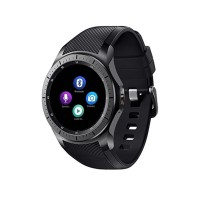 SMARTWATCH CON DISPLAY ROTONDO MOD Z4 PER ANDROID IOS IPHONE SAMSUNG HTC HUAWEI 3093