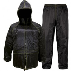 Completo impermeabile giacca pantalone Tuta antipioggia