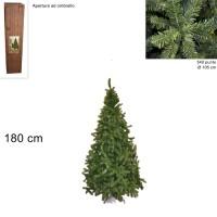 Albero di Natale Super Folto Pino Imperatore Salvaspazio 180cm 540 punte 6498