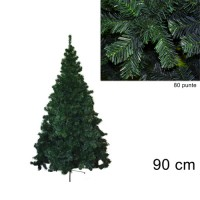 Albero di Natale folto Pino della Norvegia 90 cm 9126