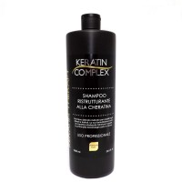 Keratin Complex Shampoo Ristrutturante alla Cheratina 1000ML cod. 0789