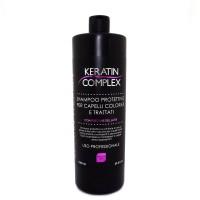 Keratin Complex Shampoo Protettivo per capelli Colorati e Trattati 1000ML cod. 0772