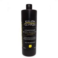 Keratin Complex Shampoo Conditioner per tutti i tipi di capelli 1000ML cod. 0826