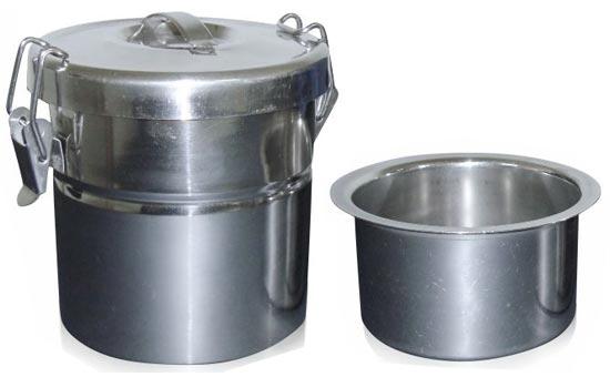 Contenitore alimenti thermos con doppio fondo chiusura - Articoli per cucina ...