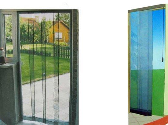 Zanzariera per porte e finestre 4 pannelli scorrevoli ebay - Altezza porte finestre ...