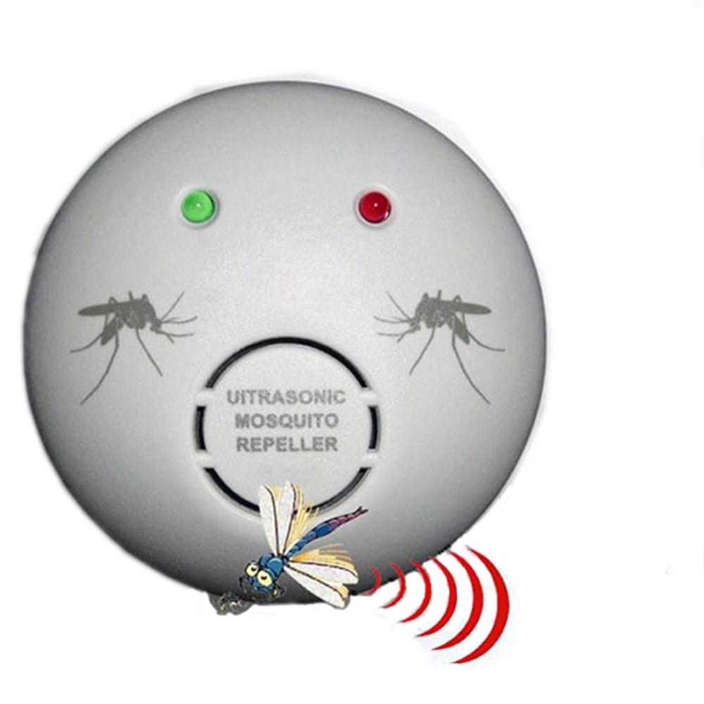 Aorula Repellente ad Ultrasuoni,Antizanzare Repellente Insetti Ultrasuoni,Repellente Elettronico Contro Parassiti Tiene lontani Topi,Ratti,Mosche Scarafaggi,Ragni,Zanzare Pacchetto di 6