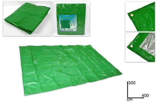 Telo plastica occhiellato pesante telone copertura 3x4 ebay for Camera letto 3x4