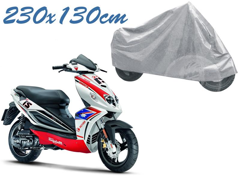 Telo coprimoto ducati 50 malaguti universale per medie piccole dimensioni 230 x 130 cm moto scooter
