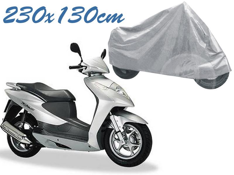 Telo coprimoto honda dylan 125 - 150 universale per medie piccole dimensioni 230 x 130 cm moto scooter