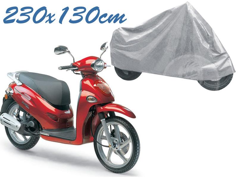 Telo coprimoto people 125 universale per medie piccole dimensioni 230 x 130 cm moto scooter
