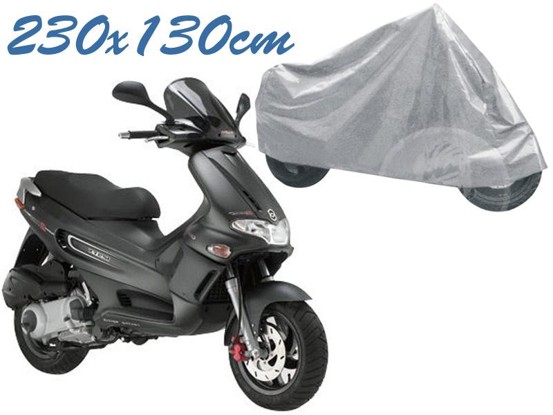 Telo coprimoto glirea Runner universale per medie piccole dimensioni 230 x 130 cm moto scooter