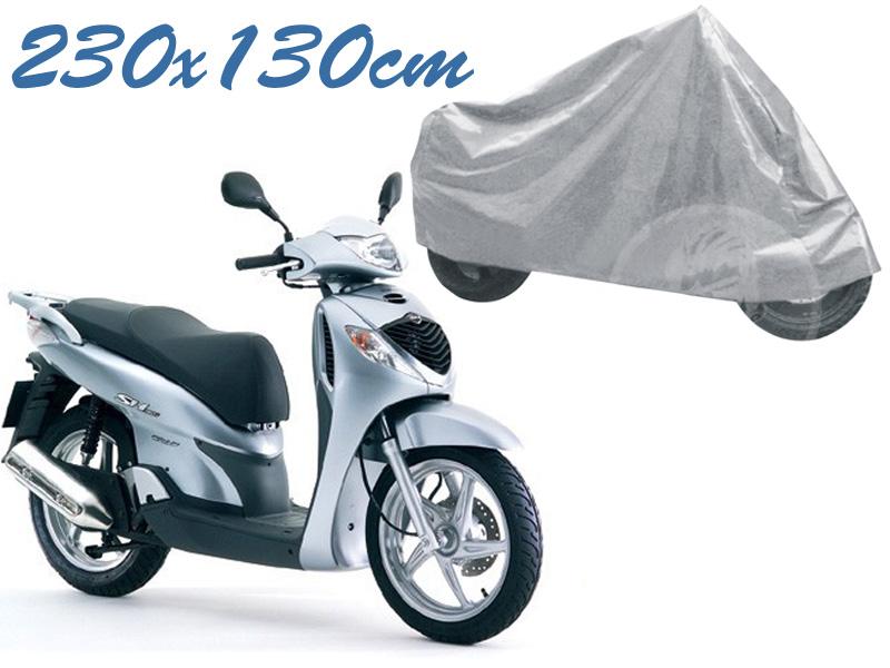 Telo coprimoto sh 125 - 150 universale per medie piccole dimensioni 230 x 130 cm moto scooter