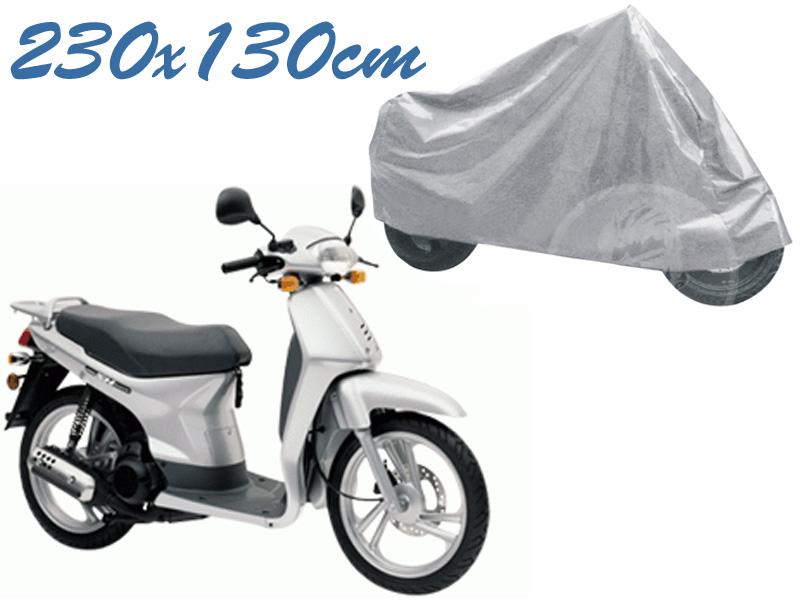 Telo coprimoto sh 50 universale per medie piccole dimensioni 230 x 130 cm moto scooter