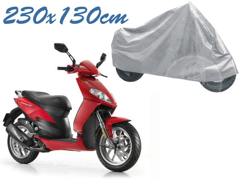 Telo coprimoto sportcity 50 universale per medie piccole dimensioni 230 x 130 cm moto scooter