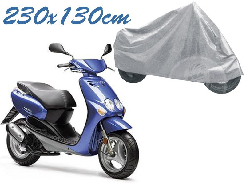 Telo coprimoto yamaha 50 universale per medie piccole dimensioni 230 x 130 cm moto scooter