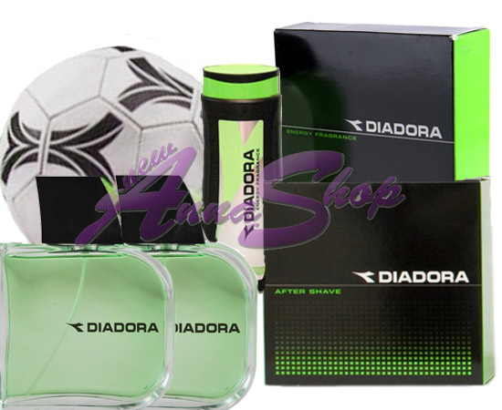 Energy fragance green diadora uomo