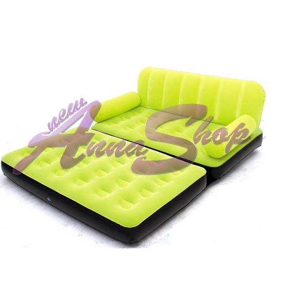 Divano letto matrimoniale gonfiabile bestway floccata - Kit riparazione divano ecopelle ...