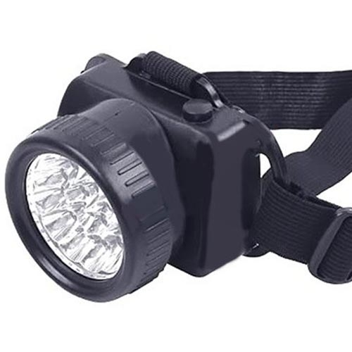 Torcia led frontale
